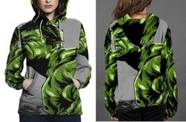 hulk comic poster Hoodie Women's - $44.99+