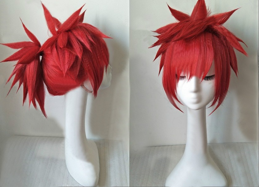 Elsword sheath knight cosplay wig for sale