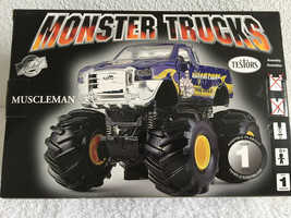 Testors Monster Truck Model Kit - $39.00