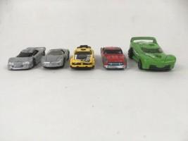 Maisto Mercedes, Plymouth Pronto & Hot Wheels Fast Fish, McDonald's Cars Lot - $7.92