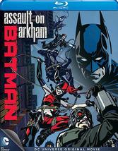 Batman: Assault on Arkham [Blu-ray + DVD]