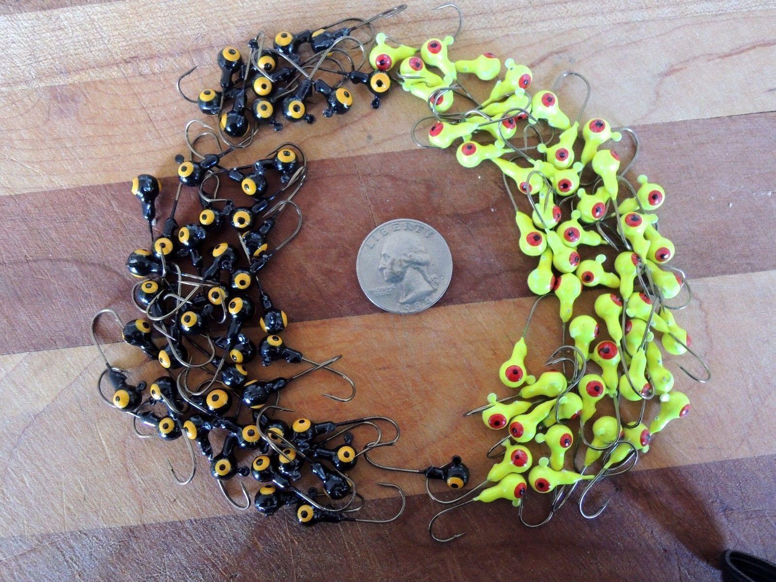Eagle Claw 413 Sea Guard O/'Shaughnessy Heavy Wire Fishing Jig Hooks 100
