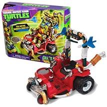 Playmates Year 2013 Teenage Mutant Ninja Turtles TMNT Vehicle Set : Bush... - $34.99