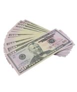 50x $50 Full Print Bills Play Poker Game Joke Prank Fun Music Video Fake  - $9.99