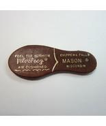 Vintage Mason Shoe Co. Velvet-eez Air Cushioned Mini Insole Advertising ... - $13.99