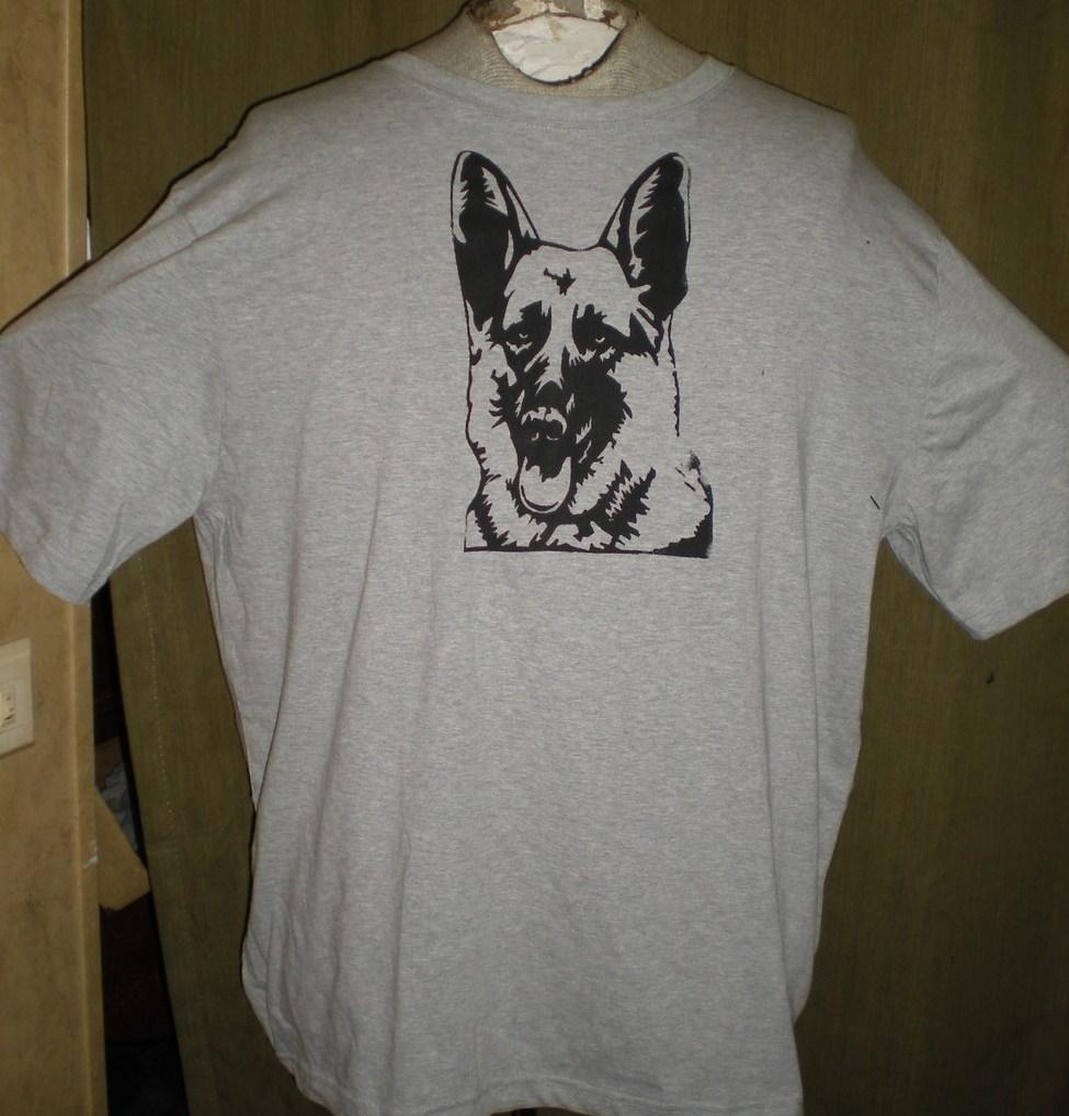 German Shepherd T Shirt Choose colour and size