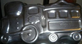 Wilton Train/Choo Choo Cake Pan 1990 2105-6500 Vintage No insert or instructions - $9.05