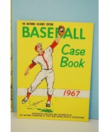 NFHS 1967 Baseball Case Book National Alliance Ed. High School College - $9.99