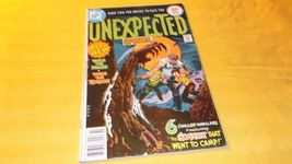 1st app. ABEL!! UNEXPECTED SPECIAL DC SPECIAL # 4 * 1977 * VG/FN - $8.00