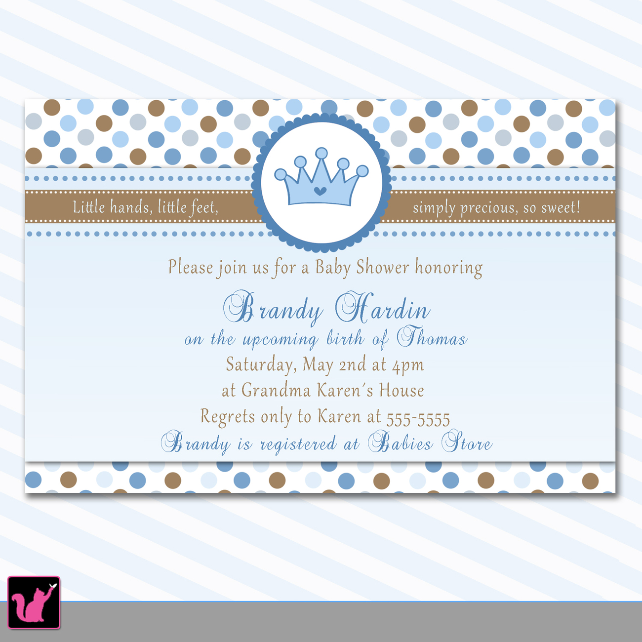 baby boy birthday invitation cards free - 28 images - baby boy ...