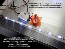 Samsung BN96-28772A LED Strip [L] LM41-00001P SAMSUNG 2013SVS55 3228N1 B... - $14.95