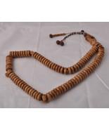 HUGE Olive wood Islamic prayer beads,muslim Tas... - $74.25