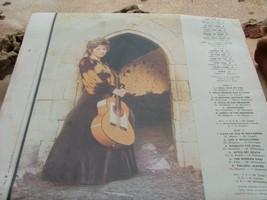 HAVA ALBERSTEIN LIke A Wildflower LP ISRAELI traditional songs image 2