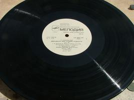 MIKHAIL PLETNEV plays TCHAIKOVSKY PIANO PIECES OP.40 MELODIYA USSR LP MINT- image 6