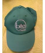 Green Bite Squad Hat Delivery Restaurant Driver Cap Bitesquad - $9.99