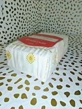 King 400 Thread Printed Performance Cotton Pillowcase White/Yellow Opalhouse image 7