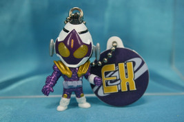 Masked Rider All Star Mini Figure Keychain P10 Fourze Meteor Fusion Stat... - $19.99