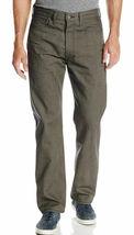 Levi's 501 Men's Original Fit Straight Leg Jeans Button Fly Brown 501-1890 image 6