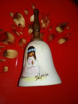 Vintage DeGrazia Ceramic Bell - $17.81