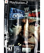 PlayStation 2  - SMACK DOWN vs RAW - $9.95