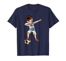 Brother Shirts - Dabbing Soccer Boy Argentina Jersey Shirt Football Tee Gift Men - $19.95+