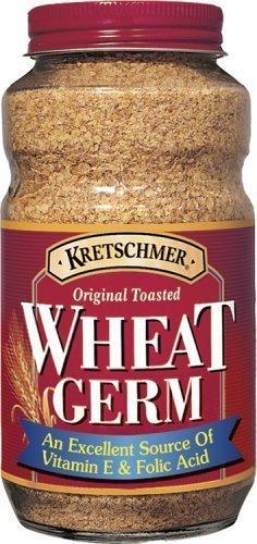 Kretschmer Wheat Germ, Original Toasted 20 Oz Pack of 2