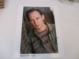 Brett Rickaby Signed Photo Real Actual Zombie Fear the Walking Dead Sci Fi - $32.26