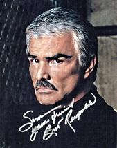 8 x 10 Autographed Photo of Burt Reynolds (REPRINT) - $7.59
