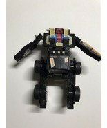 VINTAGE ROBOT DAIJIM TRANSFORMER TOY YONEZAWA 1983 TURBO JEEP CAR TRUCK A2 - $19.80