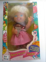 Sweet Scents Toddler Rubber Doll  in Package NEWoys N Things - $19.79