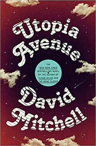 Primary image for Utopia Avenue : A Novel by David Mitchell (2020, Hardcover)