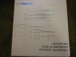 2003 Mazda Fortgeschrittene Benzin und Emissionen Service Reparatur Shop... - $29.66