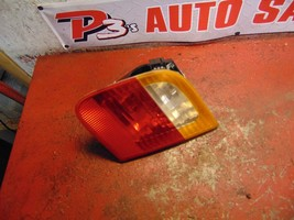 02 03 05 04 BMW 325 xi oem passenger right inner trunk brake tail light assembly - $14.84