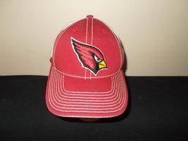 Arizona Cardinals On Field Reebok Football NFL velcro strapback hat sku26 - $27.83