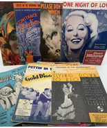 Vintage Sheet Music Lot Of 400+ 1920's 1930's 1940's Lifetime Collection... - $379.95