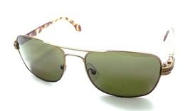 Calvin Klein Aviator Sunglasses 55x17x135 Gunmetal Tortoise / Green Gray... - $31.37