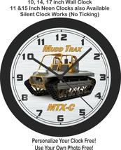 Mudd Trax MTX-C Off Road Snow Truck Wall Clock-Free US Ship - $27.71+