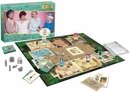 Factory Sealed Clue The Golden Girls Board Game Themed Family Usaopoly - $29.09
