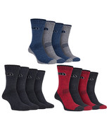 Storm Bloc - 4 Pack Mens Lightweight Summer Hiking Work Socks for Hot We... - $14.99