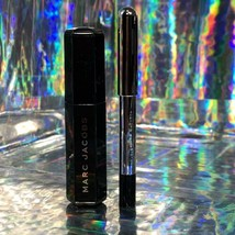 NWOB Marc Jacobs Black Highliner & Velvet Noir Mascara Travels