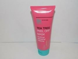 Tea Tree Peel Off Mask Soothing Alleviating Relieve Dr. Wellness 8 oz - $12.82
