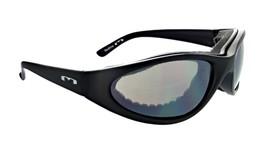 Optic Nerve Roadwarrior Smoke - Classic Wrap Design Smoke Lens Sunglasses - $31.59