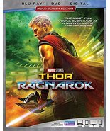 Thor Ragnarok [Blu-ray+DVD+Digital, 2018] - $18.95
