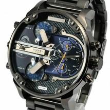 Diesel Men's DZ7331 Mr Daddy 2.0 Gunmetal-Tone Stainless Steel Watch - $183.97 CAD