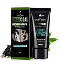 UrbanGabru 60G Charcoal Anti pollution active cooling effect Black Peel ... - $12.35