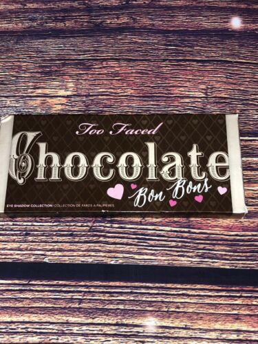 Primary image for NIB AUTHENTIC TOO FACED CHOCOLATE BON BONS EYE SHADOW EYESHADOW PALETTE