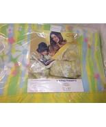 Spring Flowers Twin Full Size Vtg Blanket Nylon Binding Mod Chatham NOS ... - $62.32