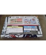"DISNEY DONALD DUCK TOWEL White Brand New 47"" JAPAN IMPORT TOREBA! Really... - $27.99"