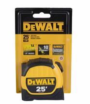 """Dewalt 25' Tape Measure DWHT36107 1 1/8""""X25FT Tape Rule Brand New - $40.00"""