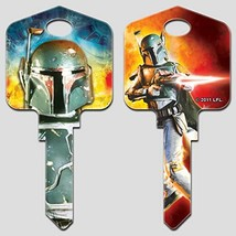 Star Wars Key Blanks (SC1, Boba Fett) - $9.89
